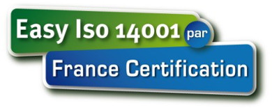 Easy ISO 14001 avec France Certification