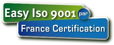 Easy ISO 9001 par France Certification